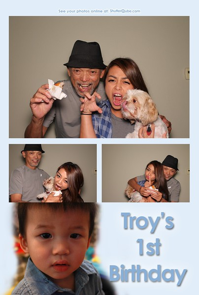 Troy's Dirty 1st