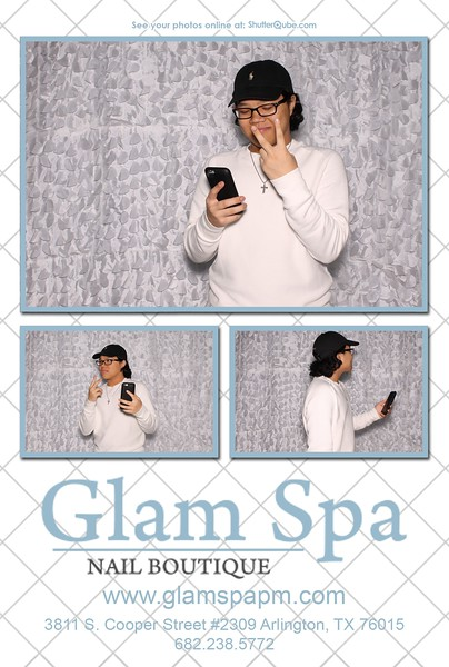 Glam Spa Grand Opening 11-22-15