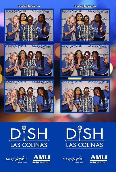DISH Las Colinas - Make-A-Wish Foundation