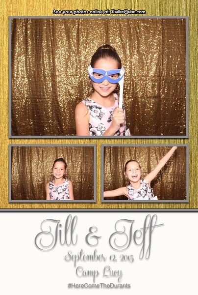 Jill & Jeff's Wedding